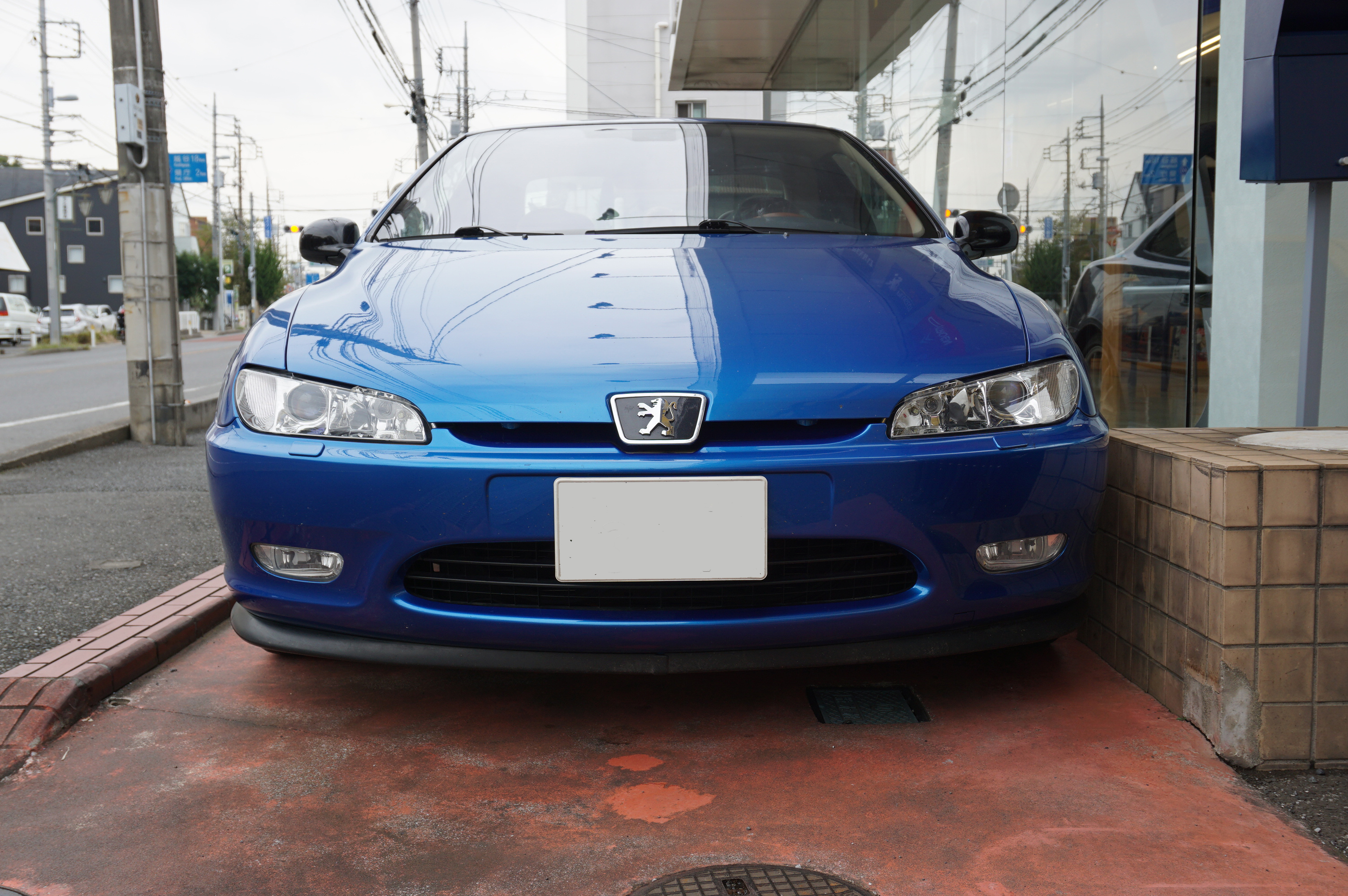 PEUGEOT 406coupe 5M/Tの画像