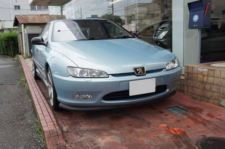 PEUGEOT 406coupeの画像
